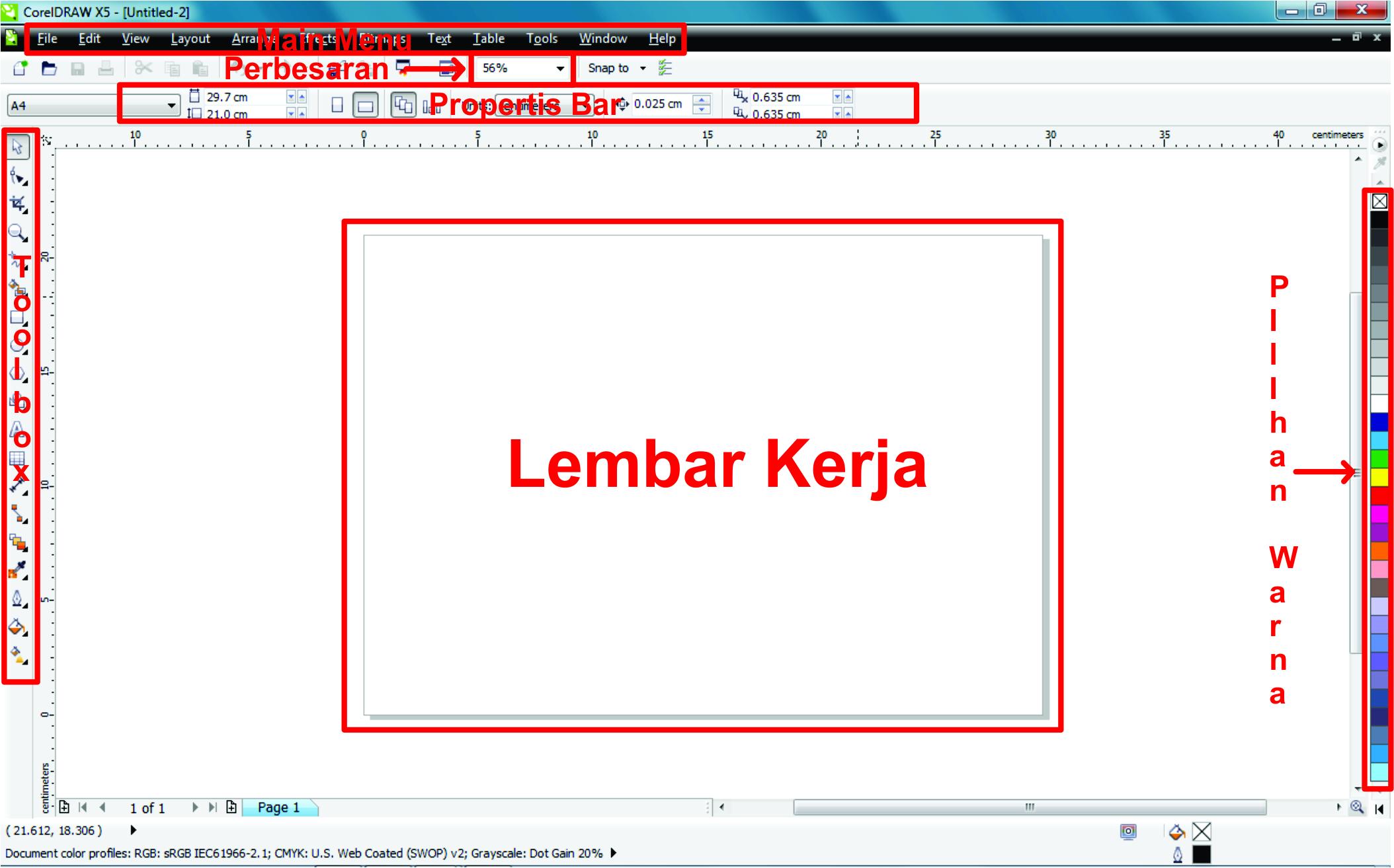 Sedikit Mengenai Software Desain Grafis | Welcome to Arie Blog